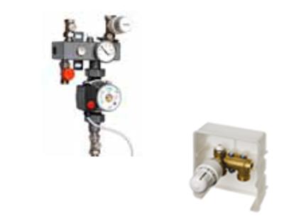 Dodatna oprema – pumpne jedinice i RTL kutije