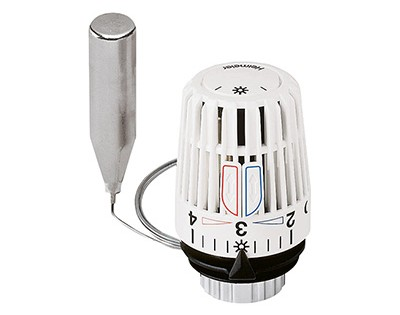 Termostatska glava K sa nalegajućim senzorom