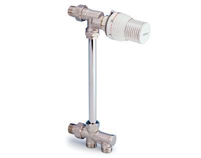 Usponski ventili za jednocevne sisteme