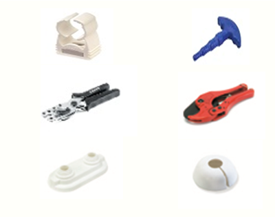 Dodatna oprema za višeslojne cevi